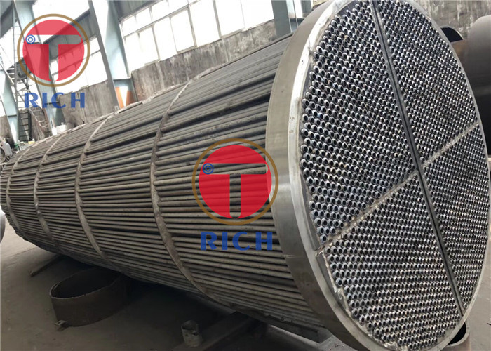GB13296 Boiler/Heat Exchanger Seamless Stainless Steel Tubes