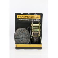 Amarração da catraca de alta resistência de 25 mm a 100 mm