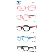 2015 Fashion Cheap Children Memory Plastic Optical Glass (615)