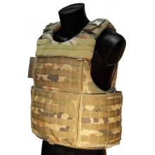 NIJ nível Iiia militar tático UHMWPE Body Armor