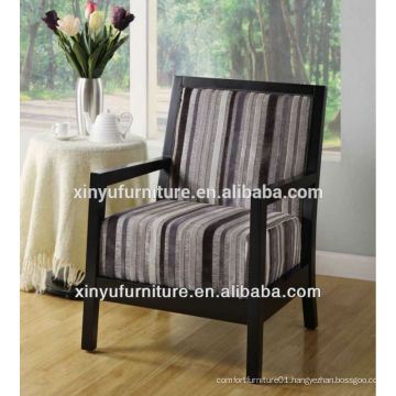 China furniture high quality hot-sell armrest wood chair for bedroom and living room XY2609