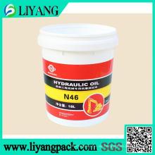Wärmeübertragungsfolie für Hydrauliköleimer