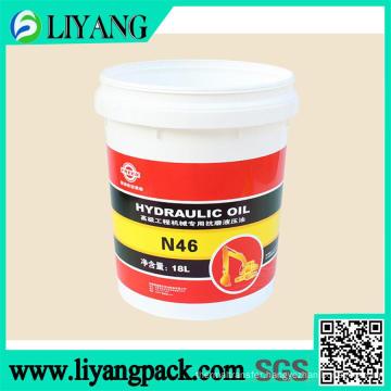 Heat Transfer Film for Hydraulic Oil Bucket