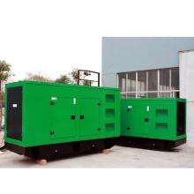 Генератор Cummins с бесшумным дизелем мощностью 700 кВА (TD-700C)