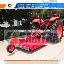 Traktor montiert Finishing Rasenmäher