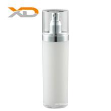 wholesale 100ml 120ml straight round acrylic fine mist spray bottles with pump