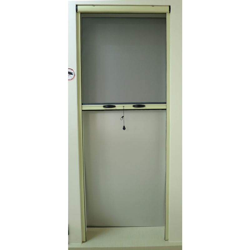 Aluminum casement window screens retractable screens