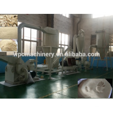 high output wood powder grinding machine