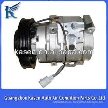 10S15L 6pk toyota ac compresor para automóviles