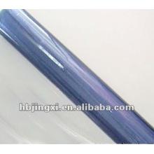 Feuille claire de PVC souple de cristal