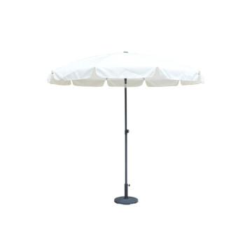 3m Garden Durable Umbrella Fan Outdoor