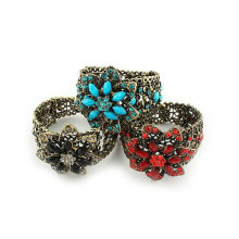 Nice Цветы смолы браслеты браслеты BA25
