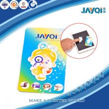 Cute Micro Fiber Phone Cleaners Sticker