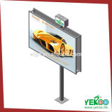 Outdoor highway traffic signs,The street signs double side billboard advertising