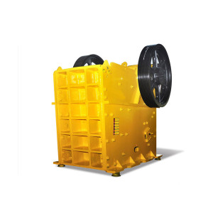 Diesel Engine Swing Jaw Crusher