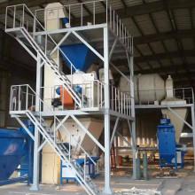 Nanyang Automatic dry powder mortar equipment