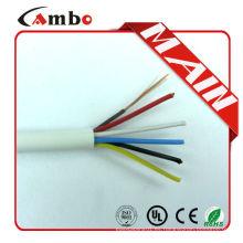 Hecho en China pares multi encallados cca / ccs / bc / ofc cable de la alarma de la base 6