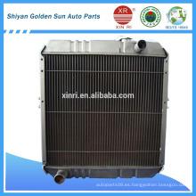 Radiador de aluminio para camiones 1301BJP005B para sistema de enfriamiento