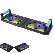 12 in 1 Multi-position Foldable Portable Muscle Training Push Up Board