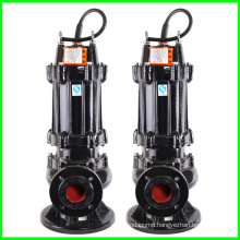 Submersible Sewage Pump of Qw Not Easy to Wear and Clogging Pipes