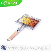 Maillot de 3 trous en métal pour barbecue pour barbecue