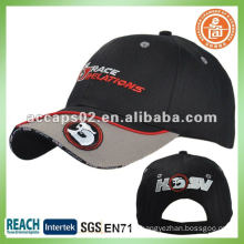 embroidery eyelet baseball cap BC-0114