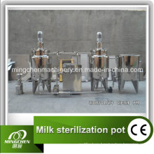 Tubular Pasteurizer for Aseptic Pack