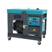10kw Open Frame Hochleistungsluftgekühlter Dieselgenerator
