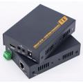 Pas de compression 100m par un seul prolongateur HDMI Cat5e / 6 (IR, RS232)