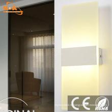 Бесплатный образец крытый отель спальня современный светодиодный светильник стены