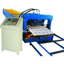 galvanized steel roof tile roll forming/making machine