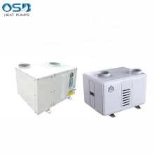 air to water heat pump with wilo pump