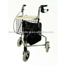 Three-Wheels Rollator BME892L