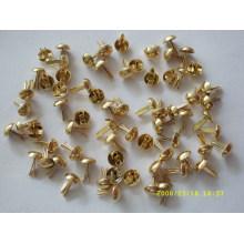 Werbe-benutzerdefinierte Metall Brads Metall Klaue Perlen