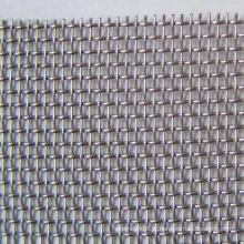 Rede de arame de titânio com fio de lavagem ácida