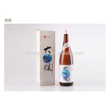 1.8L good source of materials Dalian TianPeng Sake from China