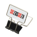 Custom Promotional Metal Binder Clips from 500pcs