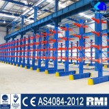 Warehouse Storage Shelving Industrial Cantilever Racking System