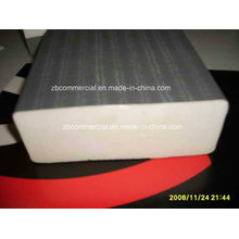 Tapis de judo (matériel de mousse de PE + cuir de PVC + panneau anti-dérapant)
