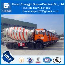 8 Cbm Concrete Mixer Truck Accessory Optional concrete mixer truck price in india