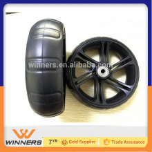 Rueda de 6 pulgadas de espuma de EVA pequeña rueda de carro de golf ligero