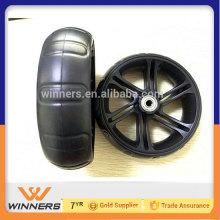 Roda de pouco peso pequena do carro de golfe da roda da espuma de EVA de 6 polegadas
