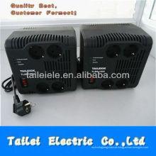 AC casa regulador de tensão automática do tipo soquete 220V