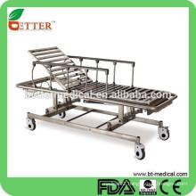 2-function emergency hospital transport stretcher