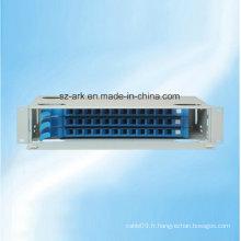 L'ODF de type montage en rack pour 36 ports