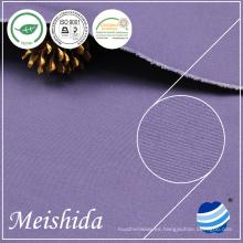 MEISHIDA 100% algodón taladro 100/2 * 100/2/144 * 80 tela de algodón en bruto