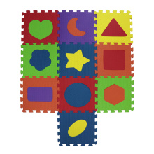Melors Eco-friendly EVA Puzzle Juego Mat