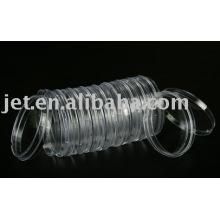 60 мм чашки Петри с зажимным кольцом