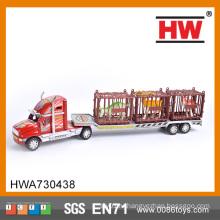 2016 горячий грузовик с фрикционным приводом с животными