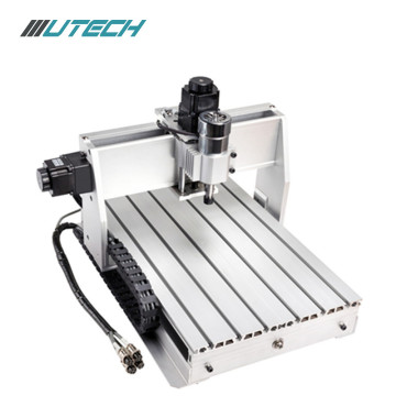 cnc router machine 3 axis husillo motor